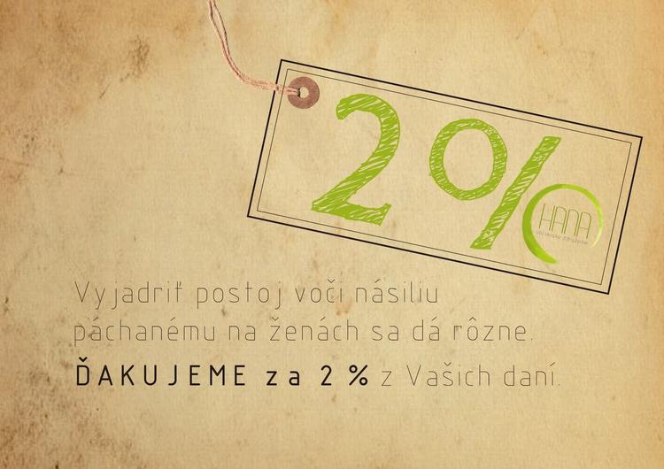 2% pre OZ HANA